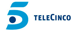 telecinco logotipo